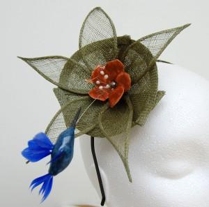 Hummingbird Headpiece